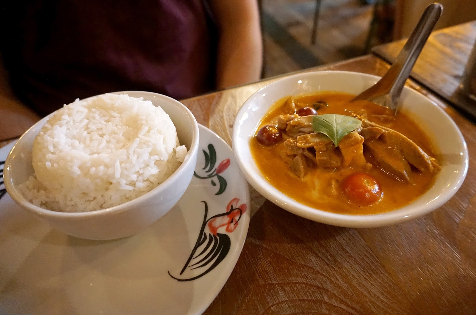 Thaikhun Panang Thai Red Curry