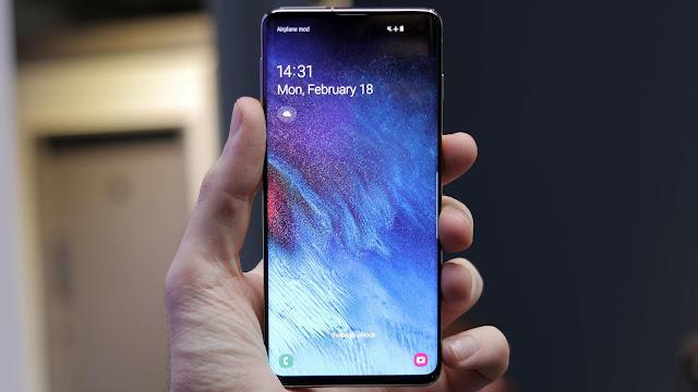 سعر ومواصفات هاتف Galaxy S10 الجديد