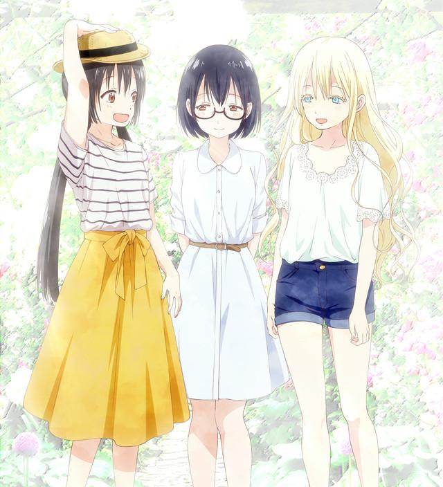 El manga Asobi Asobase tendrá anime y muestra imagen promocional