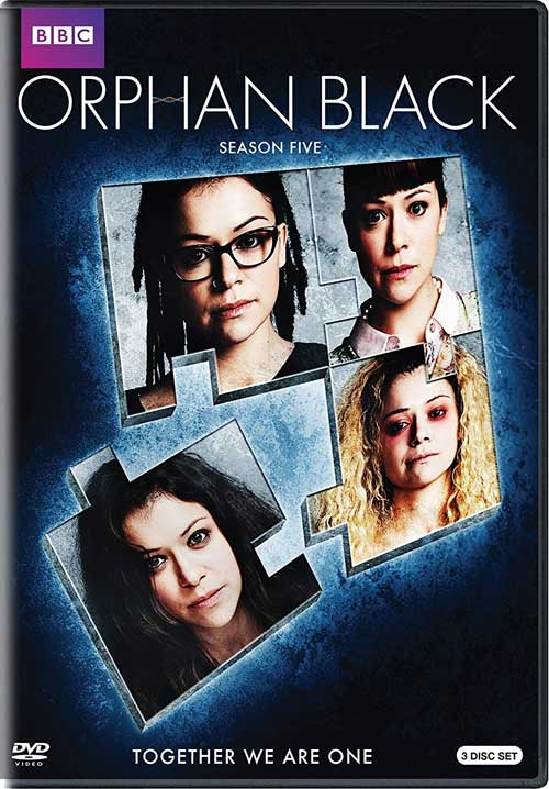 The Wertzone: Orphan Black: Season 5