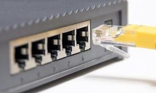 LAN modem