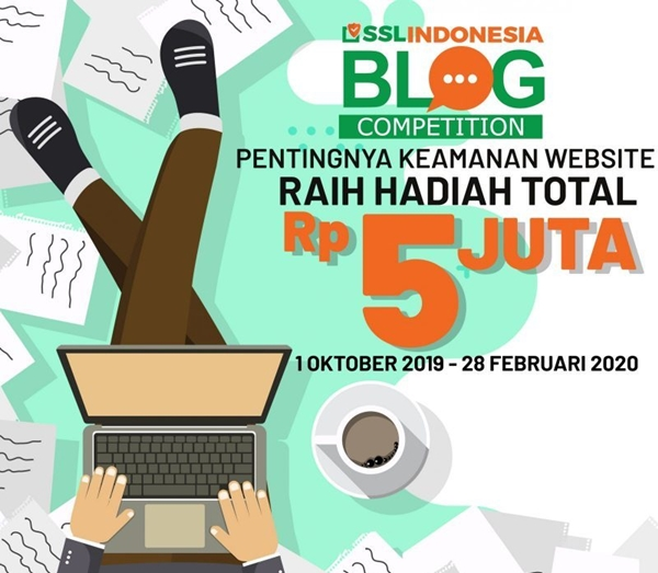 SSL Indonesia Blog Competition