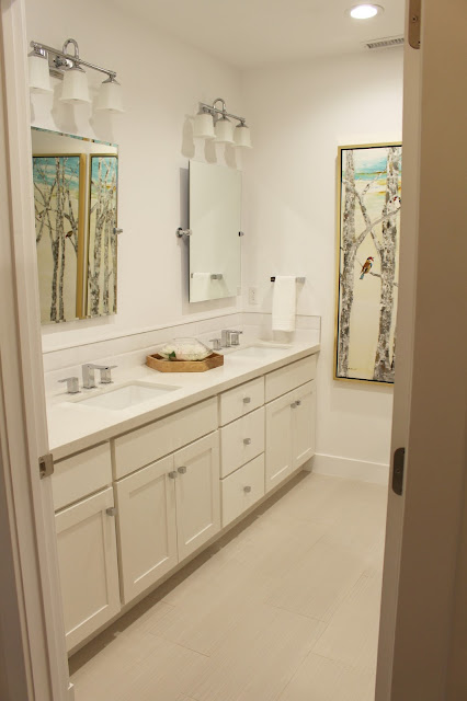Home tour: Downstairs bathroom