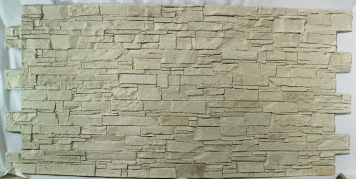 Revestimiento para paredes terra blanco castillo for Revestimiento de ladrillo decorativo
