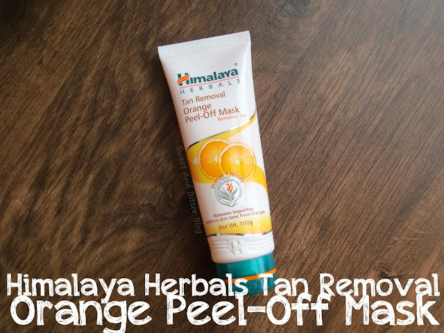 Himalaya Herbals Tan Removal Orange Peel Off Mask