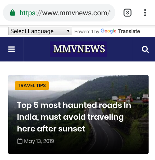 Top 5 most haunted roads In India, must avoid traveling here after sunset