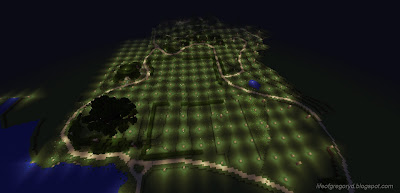 minecraft hobbiton build map bag end