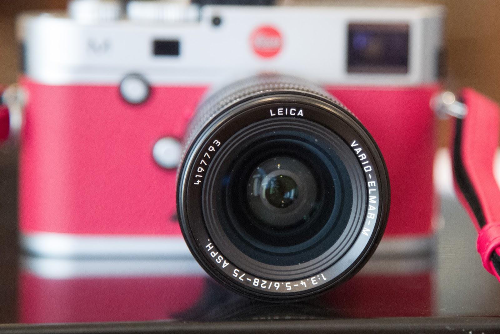 Leica Vario-Elmar-M 28-75mm f/3.4-5.6 Asph