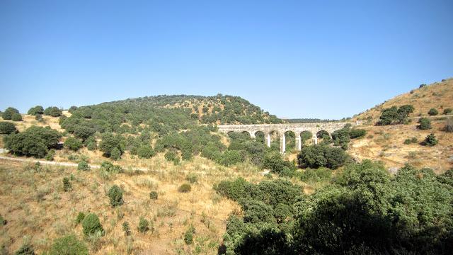 acueducto de la Retuerta