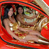 Red Gold Mercedes Benz car sale for $11 million