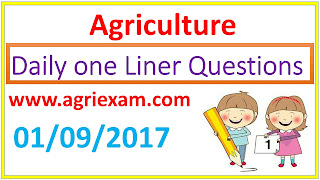 Agricultural College Exam