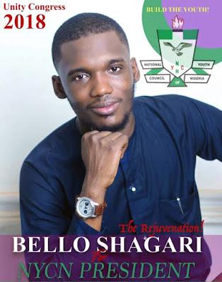 Shagari, Nduanya emerge new NYCN president, deputy