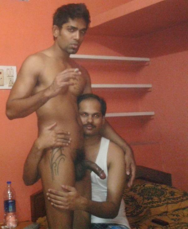Sexy Indian Old Man