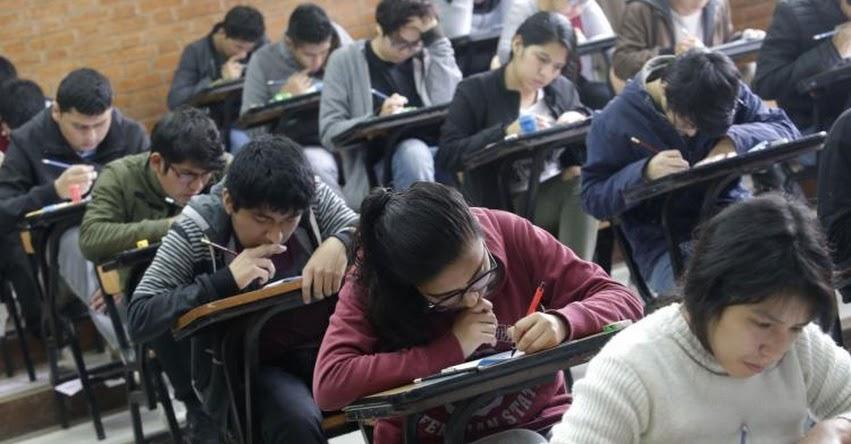 UNMSM: Hoy Sábado 15 y mañana Domingo 16 más de 22 mil postulantes rendirán prueba de ingreso a San Marcos (RESULTADOS) www.unmsm.edu.pe