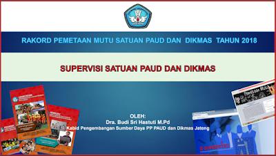 Supervisi PAUD dan DIKMAS Tahun 2018