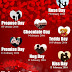 Valentine Week List 2016: Rose Day, Propose Day, Kiss Day & complete list of days to celebrate till Valentine's Day