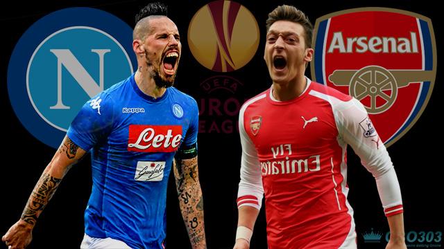 Prediksi Tepat Liga Eropa Napoli vs Arsenal (19 April 2019)