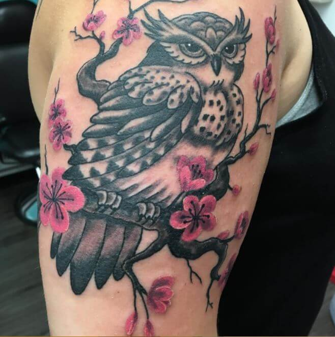 110 Cute Owl Tattoos Ideas And Designs 2019 Page 5 Of 5