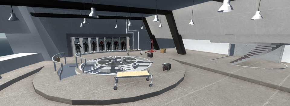 Stark mansion's interior in GTA San Andreas