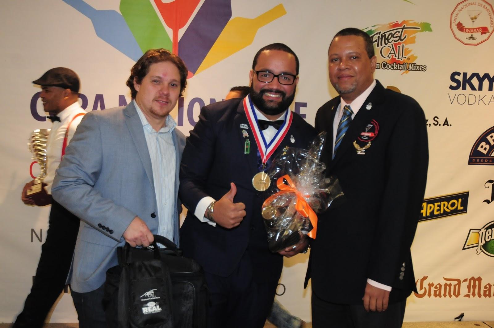 RD será sede del XXI Panamericano de Cócteles y Bartenders
