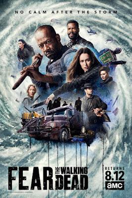 Fear the Walking Dead 2018 Season 04 Series Dual Audio WEBHD 720p 250MB HEVC x265