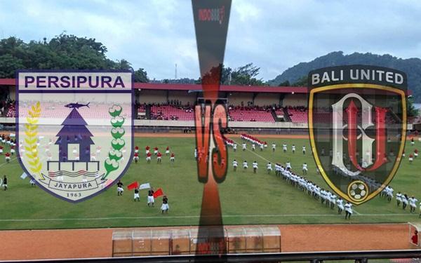 Prediksi Persipura vs Bali United
