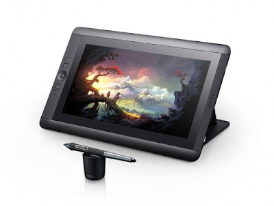 13 inch drawing tablet with screen