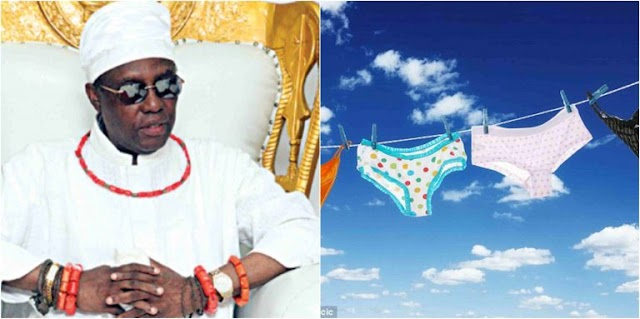 Oba of Benin: Yahoo Boys who steals pants will face the consequences