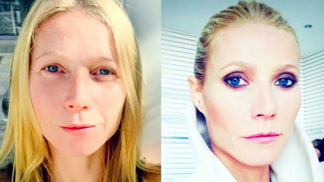 gwyneth paltrow maquillaje plomo