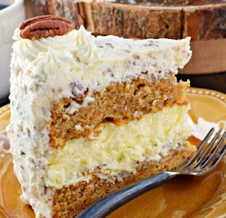 Carrot Cake Cheese Cake