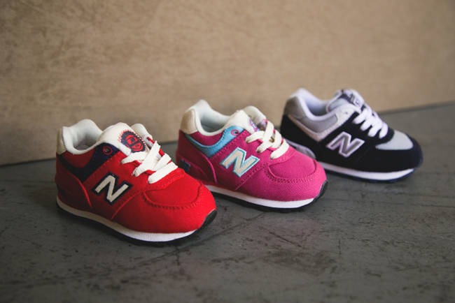 Sneaker Fiend Mag: Infant New Balance 574 Pack