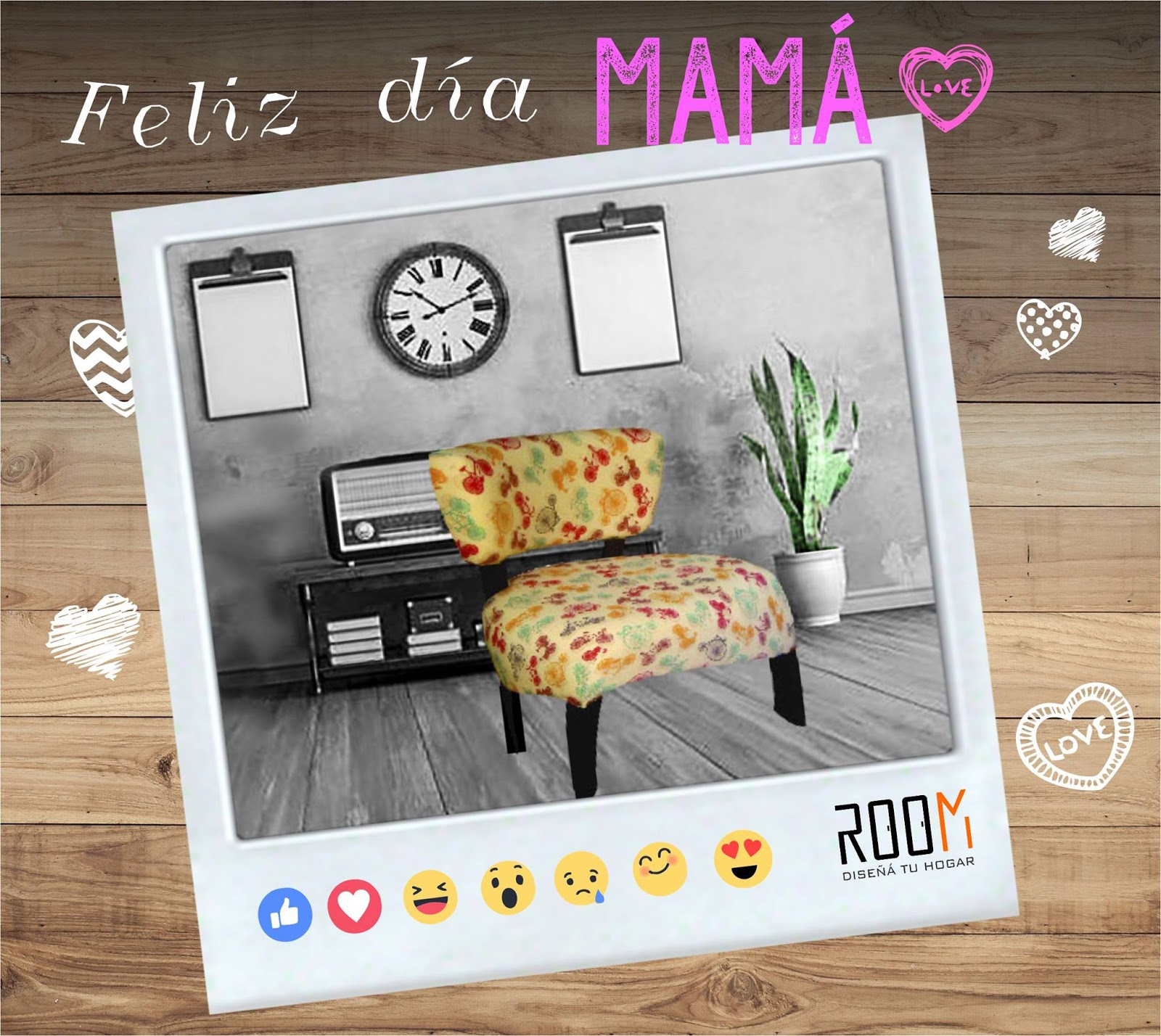 Room dise a tu hogar sortea un sill n matero concursos - Disena tu hogar ...
