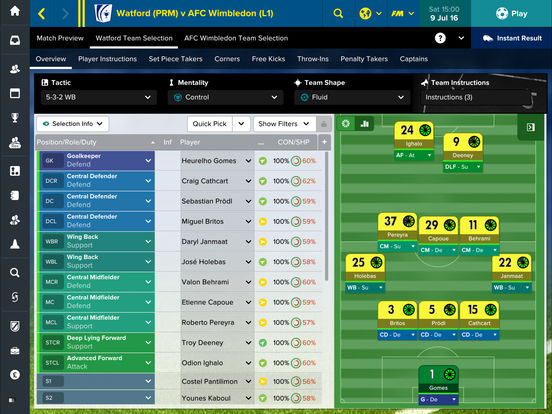 Download Football Manager Touch 2017 IPA For iPad