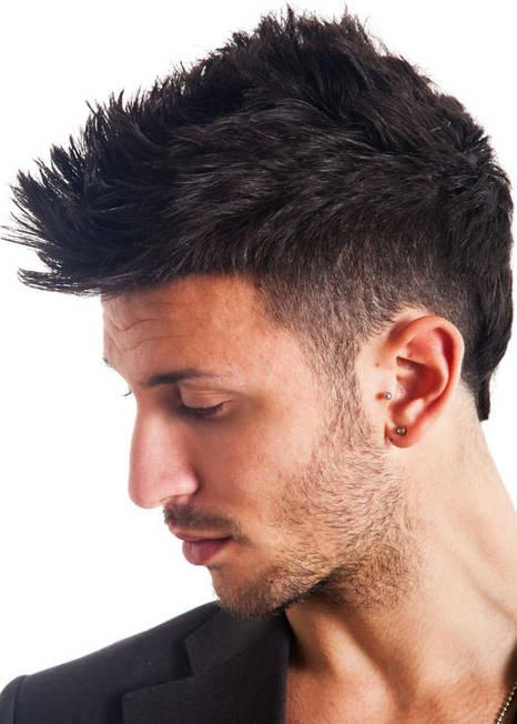 10 تسريحات شهيرة للشعر القصير قص الشعر حلاقة الحلاق تهذيب nathanel hair cuts short barber shop  handsome man رجل وسيم ناثانيل