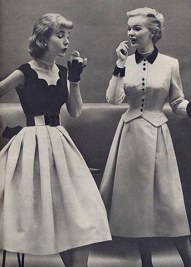 1950 Luvun Muoti
