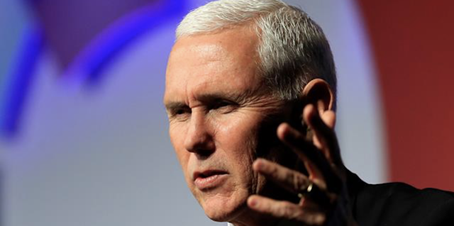 Pence Uses Buttigieg's Words Against Him, Says the Mayor's 'Quarrel' Isn't With Him But...