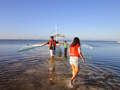 Dolphin-watching-boat-hire-Panglao