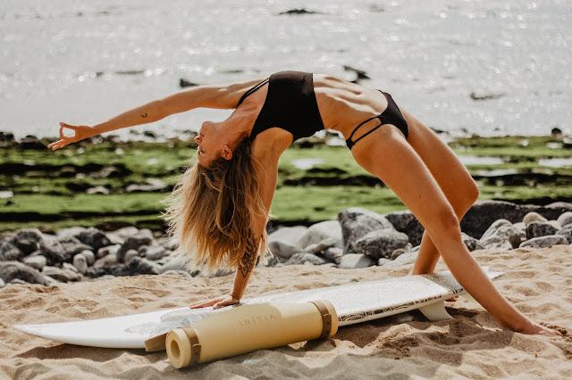 yoga, surf, surfing, mind, body