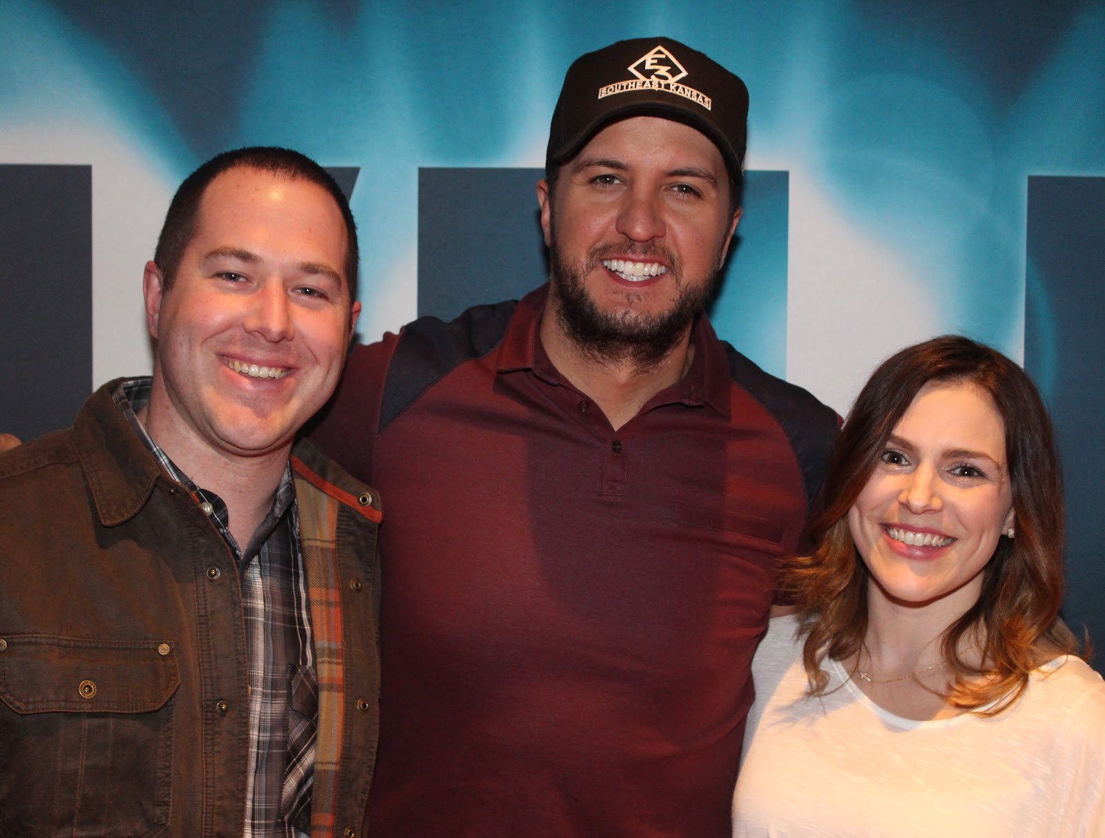 Born to wear diamonds a meaningful update plus a meet and greet with luke bryan at an overnight destination perfect evening for the two of us after not being away from the kids for 25 years kristyandbryce Choice Image