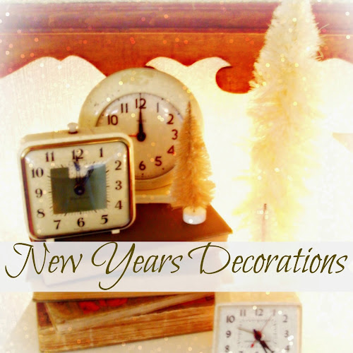 New Years Decorations - Welcome 2015!