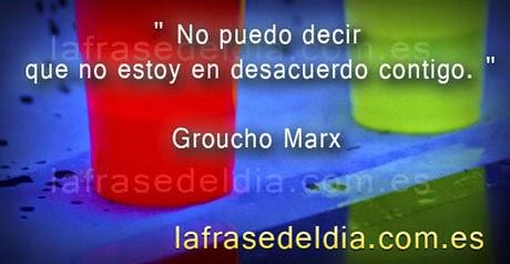 Frases famosas de Humor - Groucho Marx