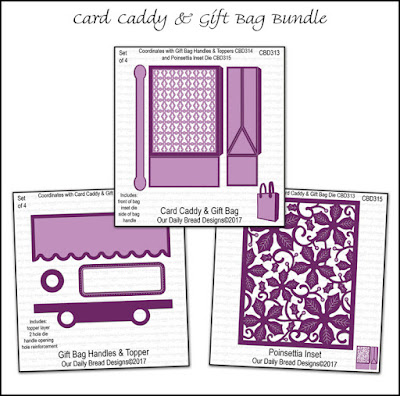 Card Caddy & Gift Bag Bundle