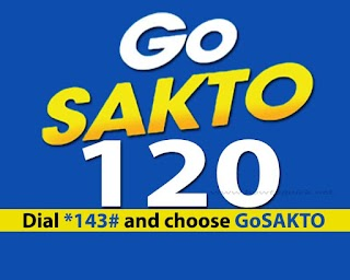 Globe GOSAKTO120 – Unli Call, All-Net Texts and 1GB Data for 7 Days