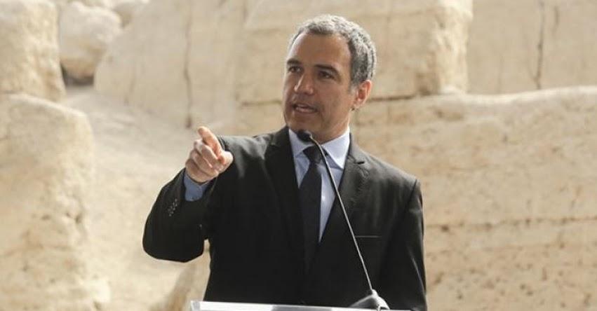 Ministerio de Cultura rechaza comentarios racistas de periodista Rafo León por artículo publicado en la revista «Caretas» - www.cultura.gob.pe