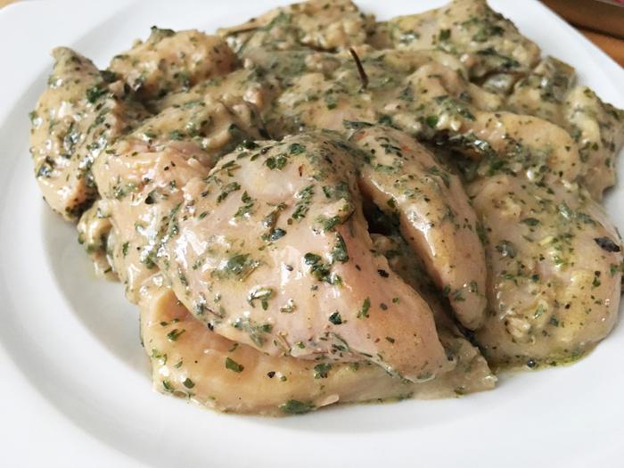 Grillmarinade für Fleisch