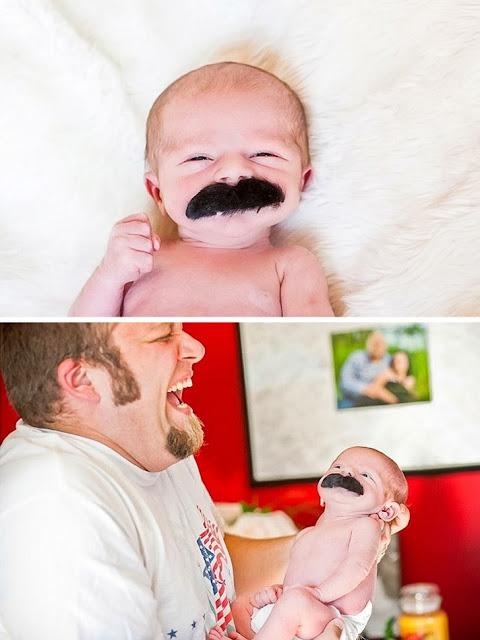 A alegria do papai