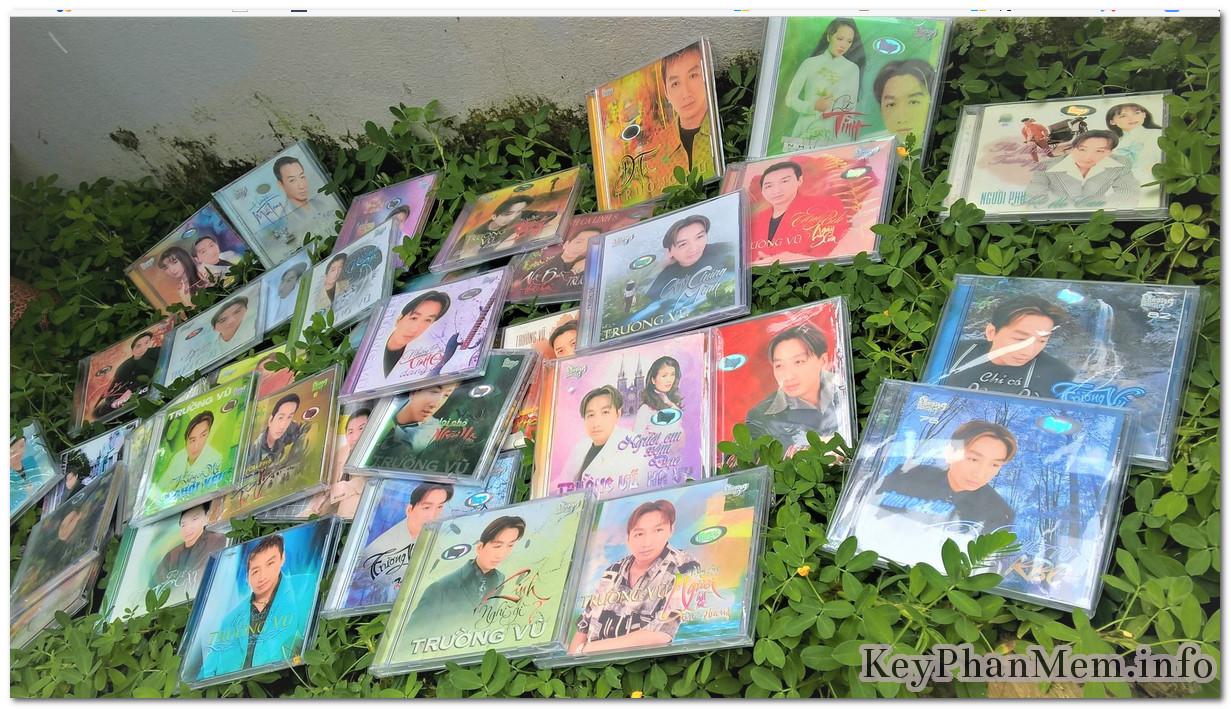 Trường Vũ Collections [FLAC-WAV] [58 CD]