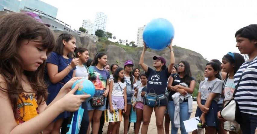 «Para hacer ciencia hay que caminar sin miedo», afirma investigadora invitada por Concytec