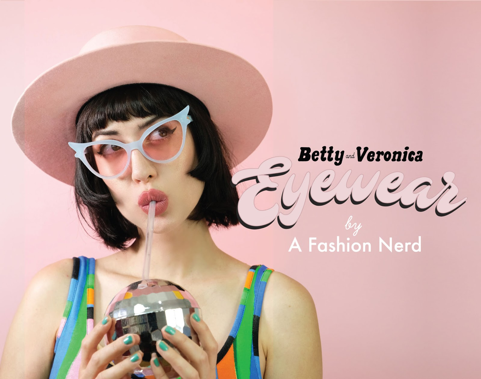 Betty and Veronica eyewear// Designed me ME!