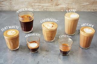 Jenis Minuman Kopi Espresso